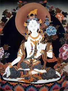 De la diosa tara es su relación con el principio de la liberación