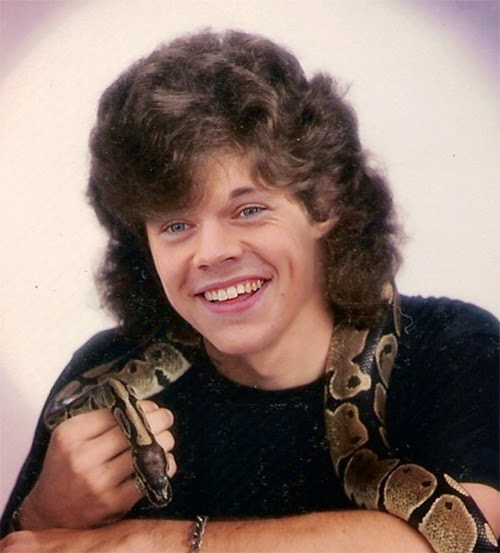 harry-styles-with-a-snake, harry-styles-with-snake, harry-styles-and-snake