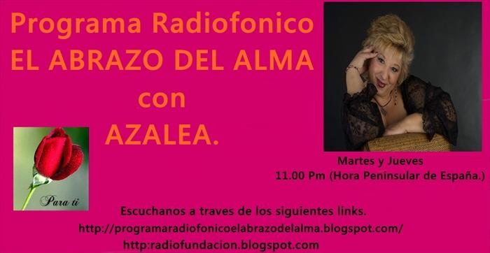 PROGRAMA RADIOFONICO EL ABRAZO DEL ALMA