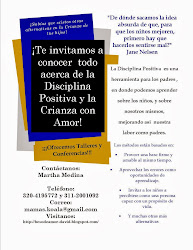 Disciplina Positiva en Colombia