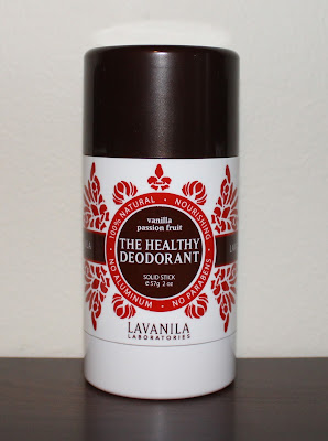LAVANILA The Healthy Deodorant Vanilla Passion Fruit