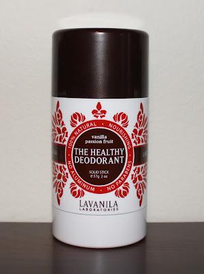 LAVANILA The Healthy Deodorant Vanilla Passion Fruit