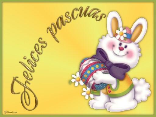 DIA Del Conejo De Pascua