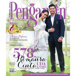 CANDY PARADISE DALAM PESONA PENGANTIN FEBRUARY 2016