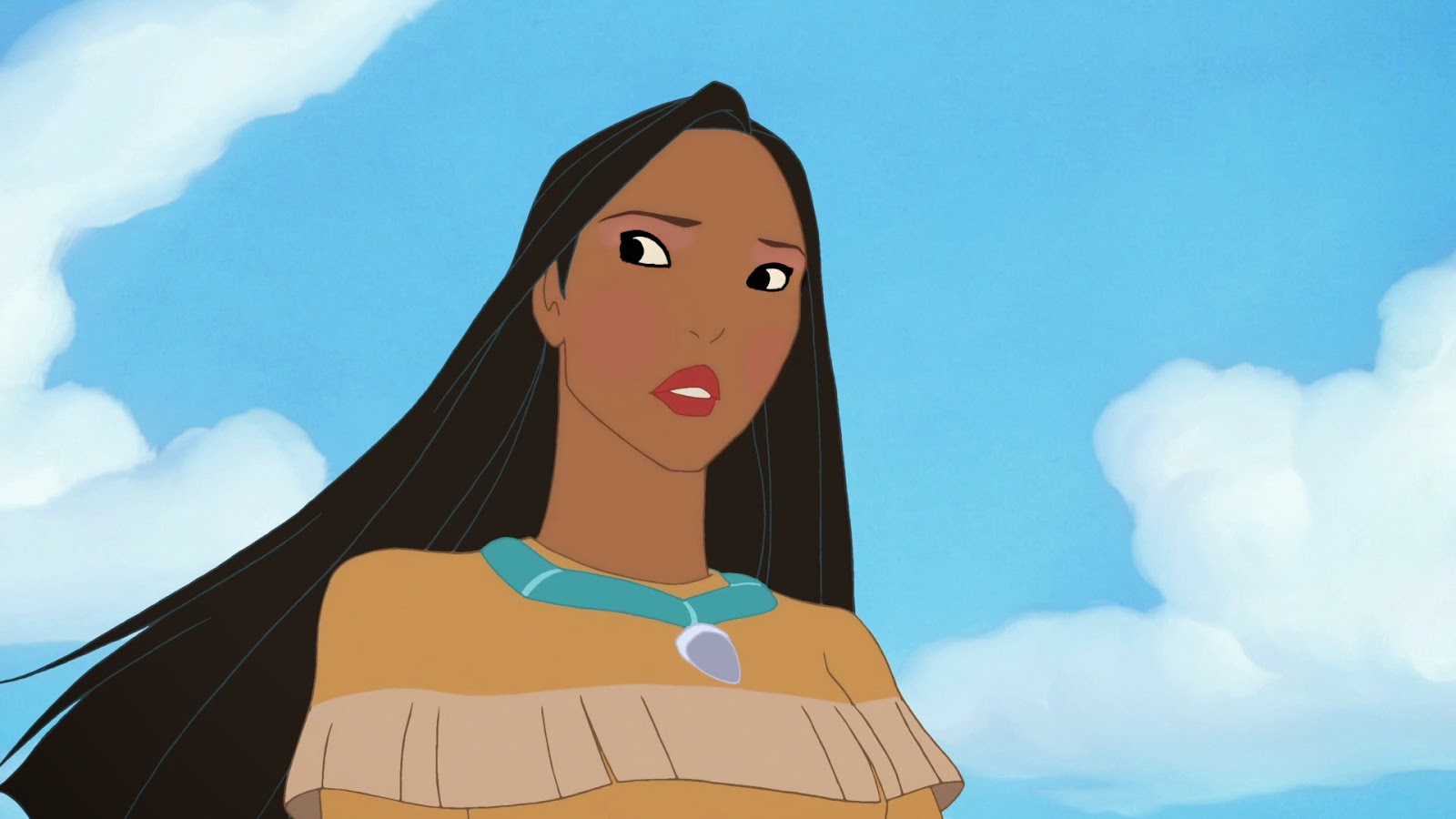 Disney princess pocahontas naked