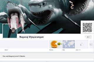 Tampilan facebook timelines 2