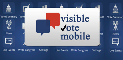 Visible Vote Mobile
