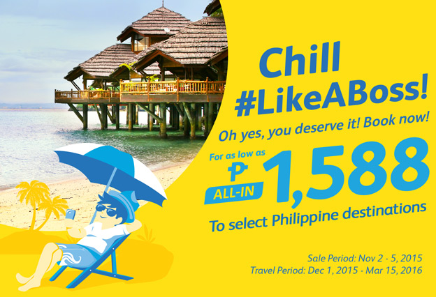 Cebu Pacific Promo All Philippine Destinations