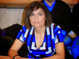 Ειρήνη Λυμπουσάκη, αντιπρόεδρος Δημοτικού Συμβουλίου Χαϊδαρίου