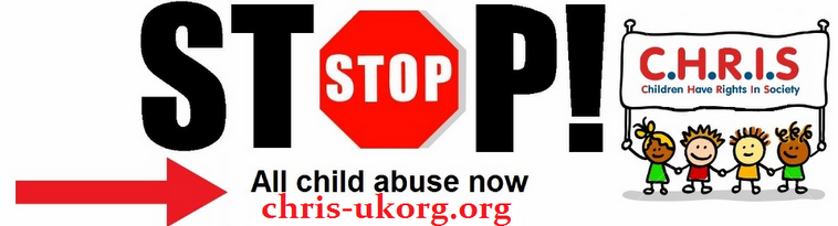 STOP CHILD ABUSE NOW