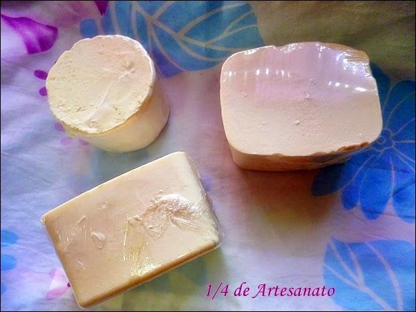 sabão feito com óleo de cozinha usado usado