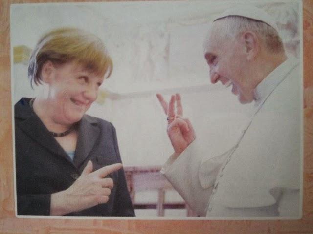Đức Giáo hoàng Francis: Chiến tranh thế giới thứ ba đã bắt đầu
