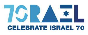 YOM HA ATZAMA'UT - IYAR 5, 5778 ( 20 เม.ย.2018) สุขสันต์วันประกาศเอกราชของอิสราเอลครบรอบ 70 ปี