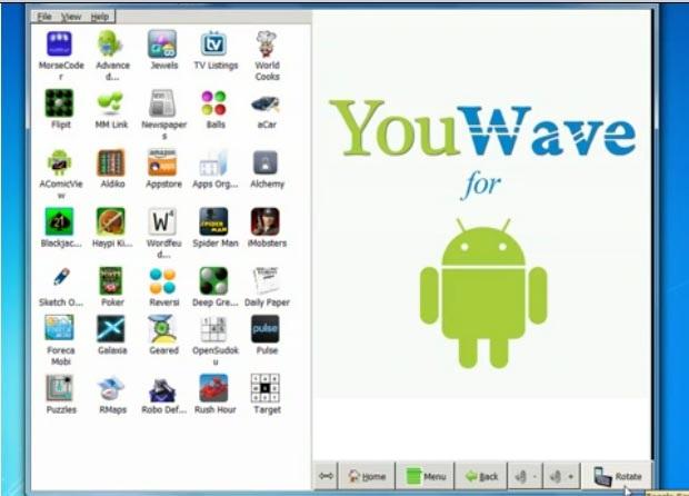 Cara Menjalankan Aplikasi Android APK di Komputer