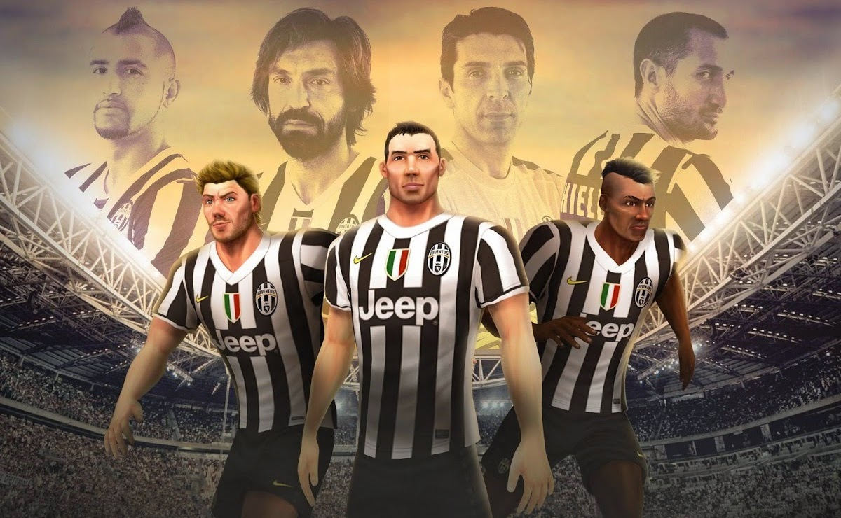 Be A Legend: Juventus Premium Apk v1.6.0 Full