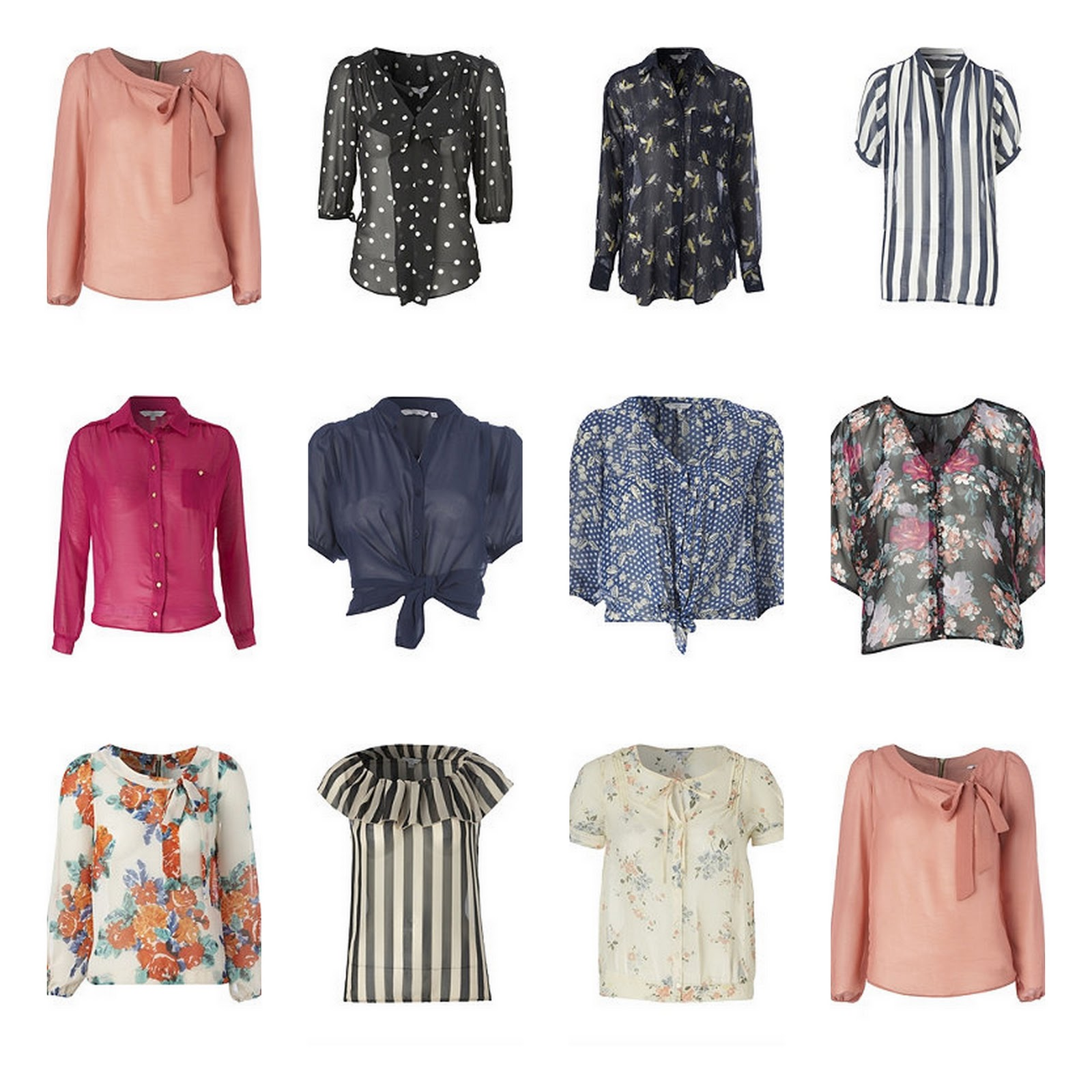 New Look Long Blouses - Long Blouse With Pants