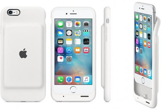 New Battery Case to increase battery Life for iPhone 6S and iPhone 6