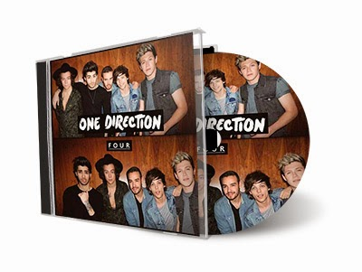 One Direction – Four (2014)