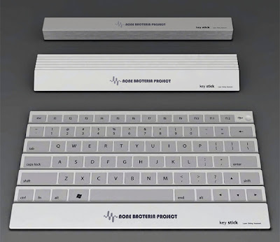 Creative and Unusual Computer Keyboards (15) 2