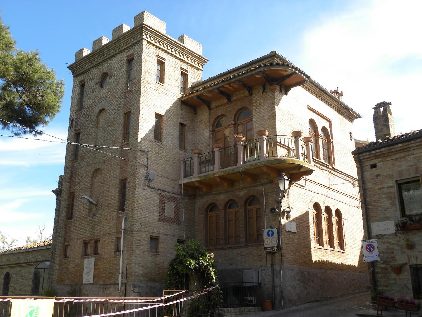 Torre di Palme ( FM ) borgo balcone sull\' Adriatico - THE MARCHE ...