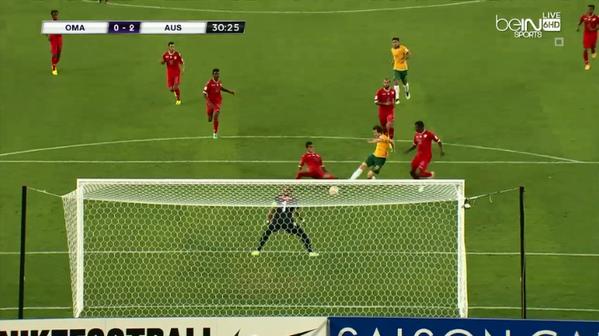 اهداف مباراة عمان و أستراليا 0-4  | كأس امم اسيا || 13-1-2015