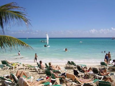 Playa del Carmen Beach - Playacar view