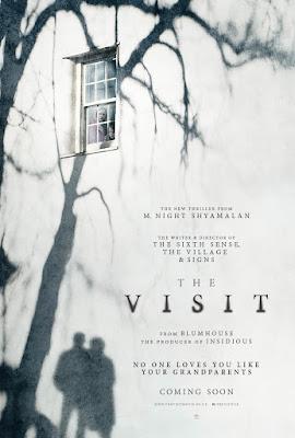 film d'horreur sortie ciné, 2015, the visit, octobre 2015