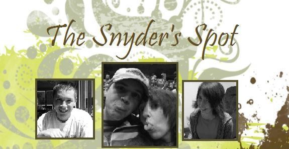 The Snyder's Spot