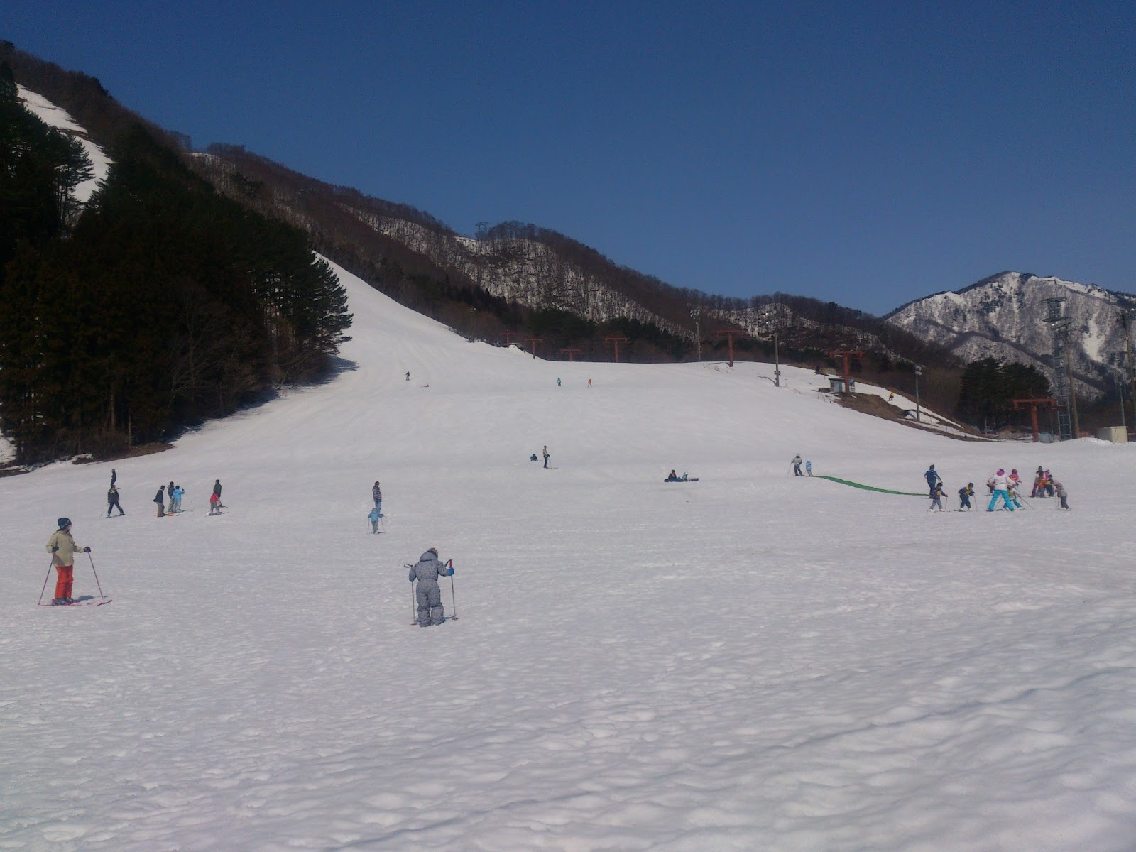 赤沢スキー場