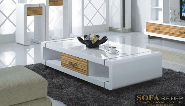 Bàn sofa gỗ BS020