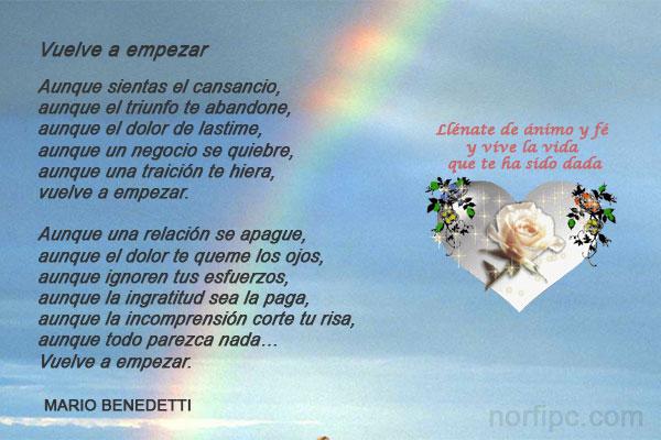Poema De Mario Benedetti