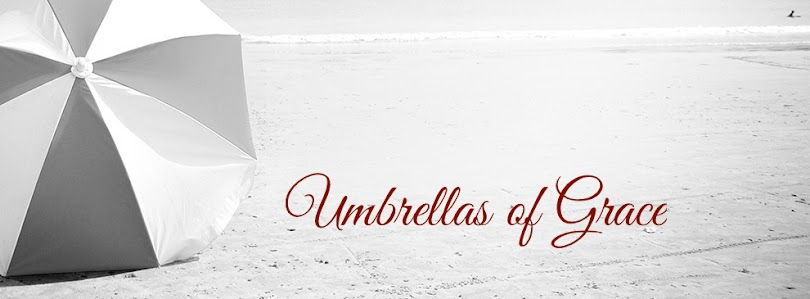 Umbrellas of Grace