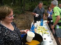 Repartint els sucs de fruita