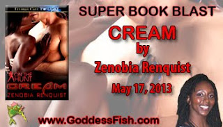 Blog Tour Banner: CREAM (On the Hunt) by Zenobia Renquist