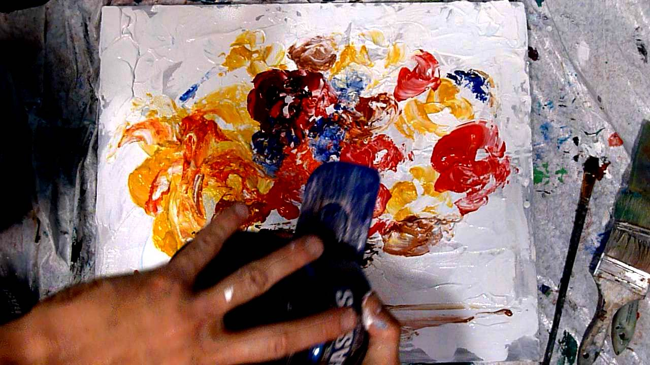 Abstract paintings by peter dranitsin step by step for Abstract watercolor painting tutorial