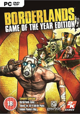 Download Borderlands Game of the Year Gratis