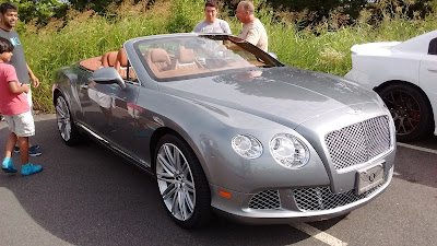 Bentley Continental Convertable