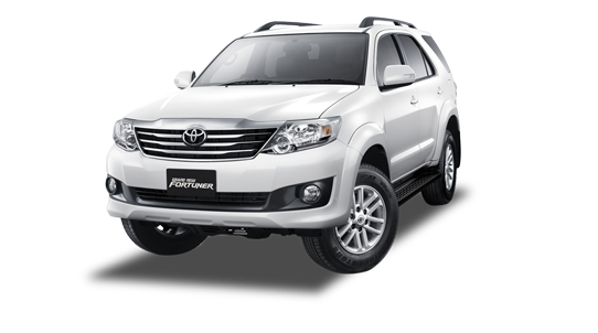 Grand New Fortuner White
