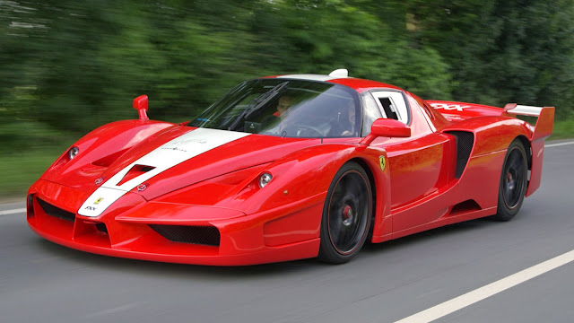 201-Ferrari Enzo FXX Car HD Wallpaperz