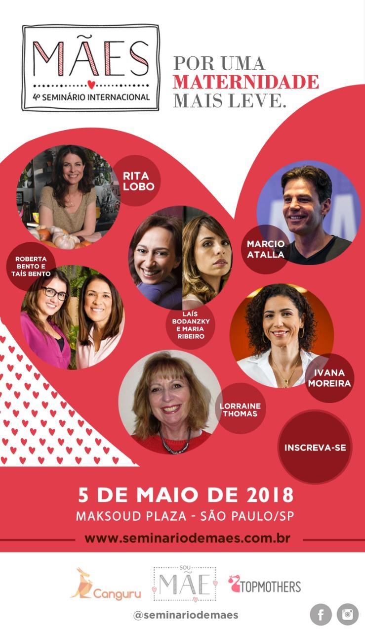 Blog Parceiro 4° Seminário Internacional de Mães