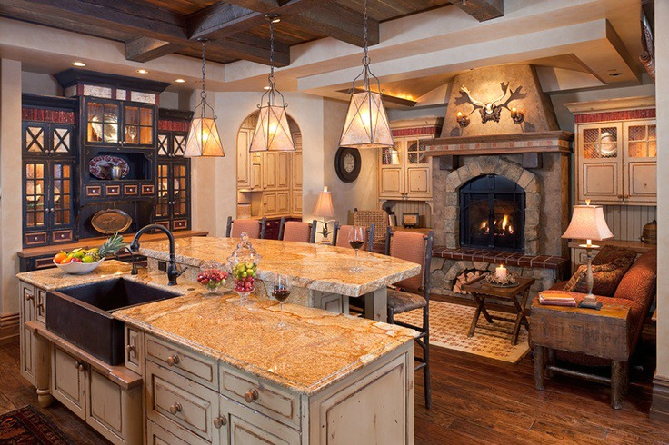 The Keeping Room | DWELLINGS-The of Your Home on kitchen lighting over bar, kitchen hearth room designs, kitchen great room design, kitchen island designs, kitchen family room, kitchen morning room design, kitchen and living room designs, house keeping room design,