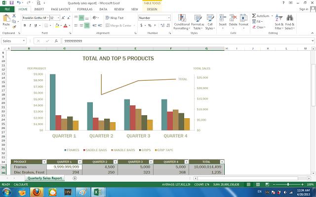 Excel OFFICE  PROFESSIONAL PLUS 2013 FULL VERSION