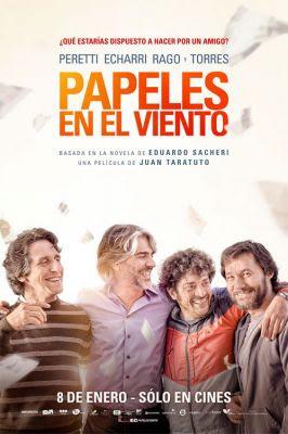 PAPELES EN EL VIENTO (2015) Ver Online