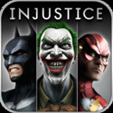 Injustice: Gods Among Us App Icon Logo By Warner Bros