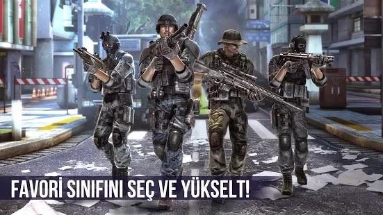 Modern Combat 5: Blackout Apk Obb