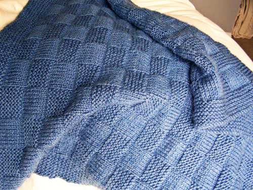 Little Bit Of Life Fk Basket Weave Baby Blanket The Curse Of The