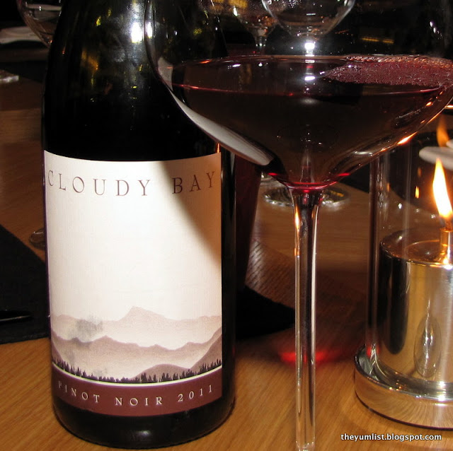 Cloudy Bar Pinot Noir and Duck Trail