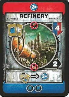 Refinery card from 51st State New Era