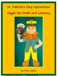 Saint Patrick's day Glyph