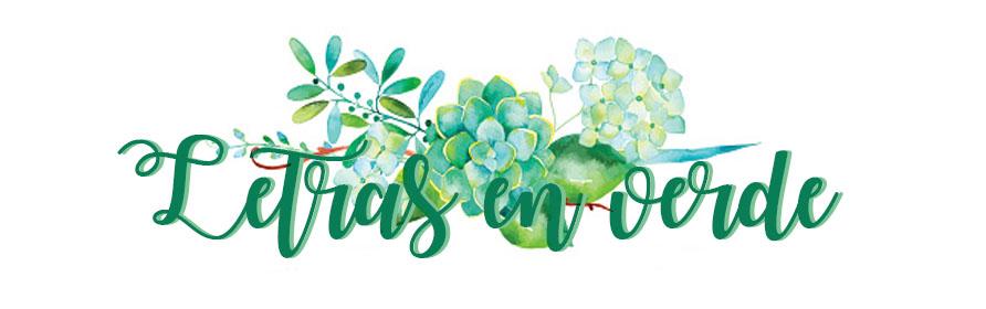 Letras en Verde